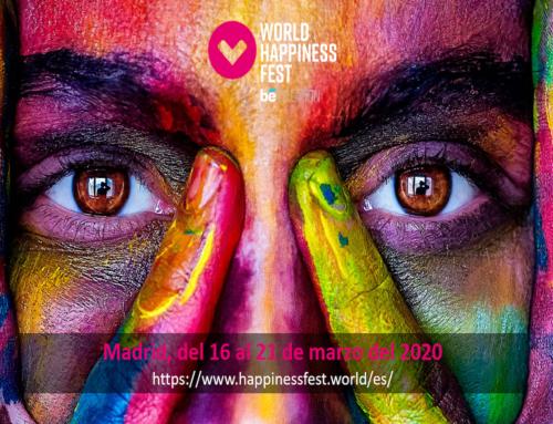 Conferencia sobre Mindfulness y Educación en el World Happiness Fest